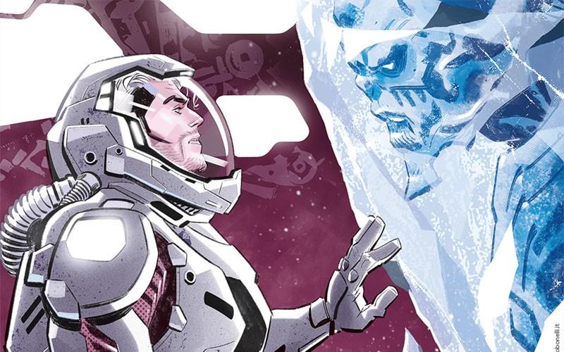 Nathan Never Missione Giove #2 – La creatura nel ghiaccio (Vigna, Bertolini, Bonazzi)