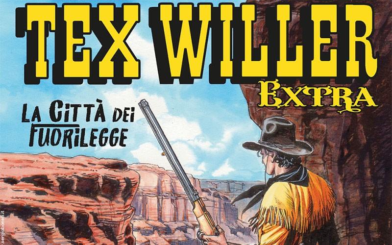 Tex Willer Extra: come fosse, di nuovo, la prima volta