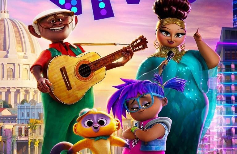 Netflix e Sony Pictures Animation presentano Vivo, dal 6 agosto su Netflix
