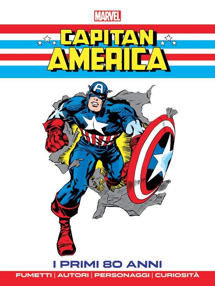 "Panini Comics presenta ""Capitan America: i primi 80 anni"""