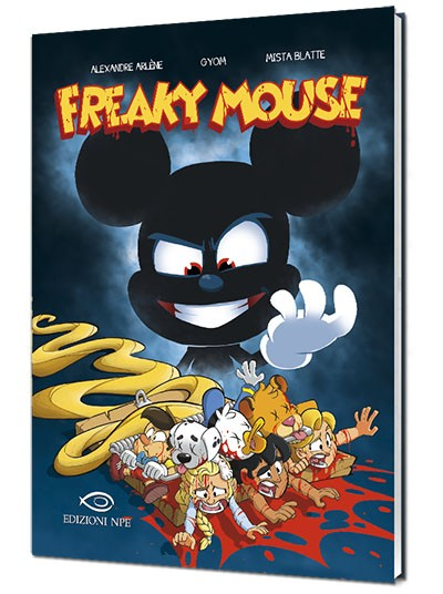 Freaky Mouse