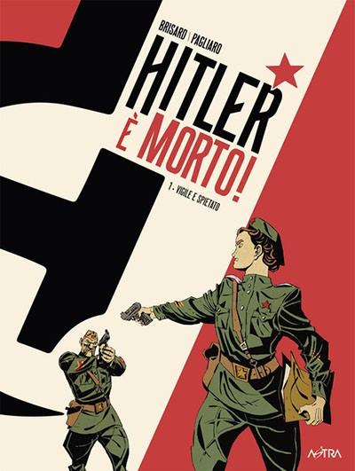 Hitler è morto_cover