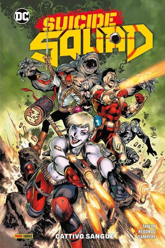 Suicide Squad - Cattivo sangue