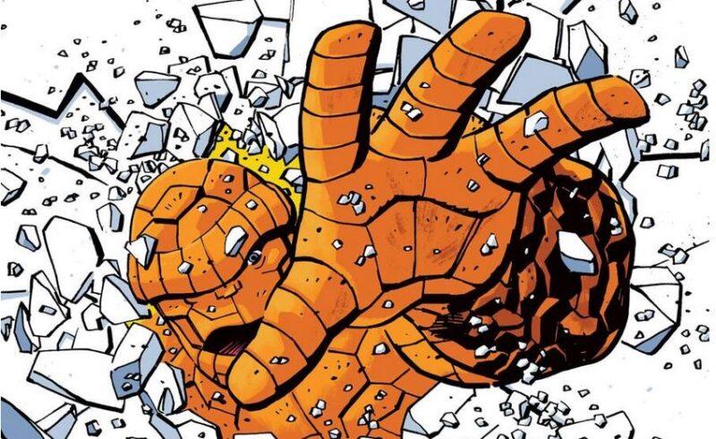 Marvel Comics annuncia miniserie sulla Cosa