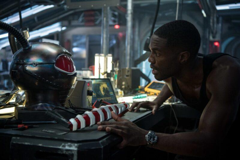 Aquaman 2: Yahya Abdul-Mateen II loda la sceneggiatura del sequel