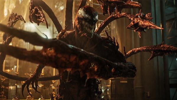Il sangue di Carnage, il DCEU tra cinema e streaming