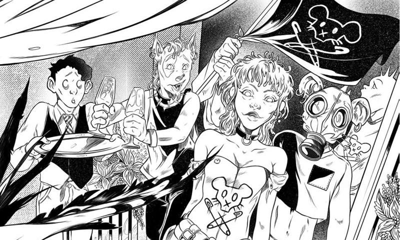 CenerentolA: storia di una principessa punk