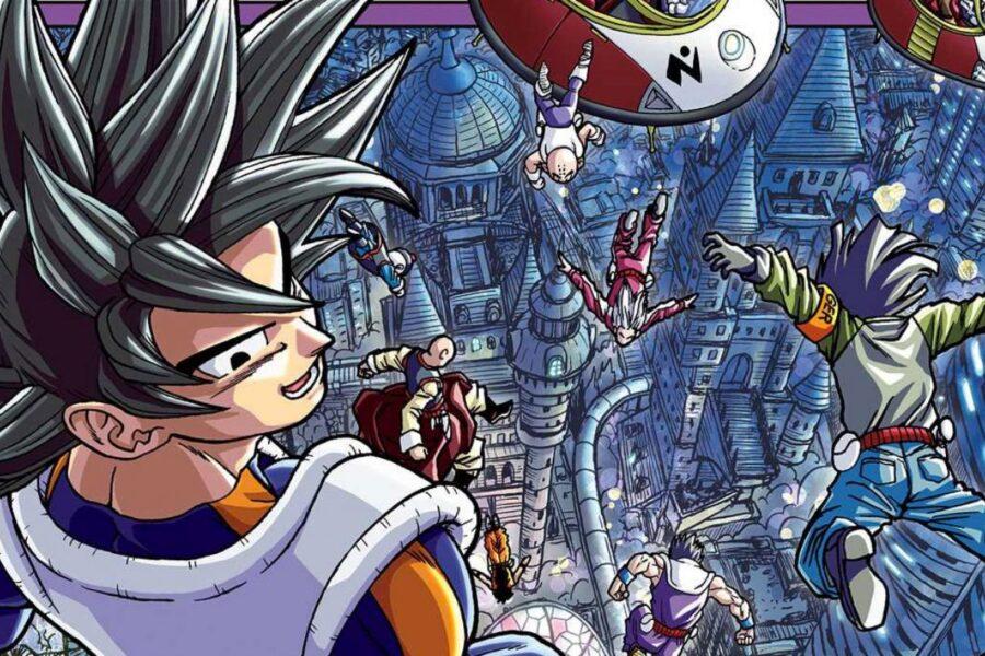Dragon Ball Super #14 (Toriyama, Toyotaro)