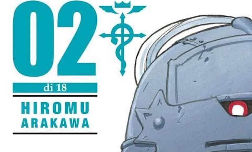 Fullmetal Alchemist #2-3 (Arakawa)