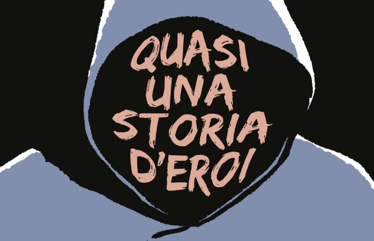 """""""Quasi una storia di Eroi"""" di Ettore Gula, la nuova graphic novel targata Neo Edizioni"""