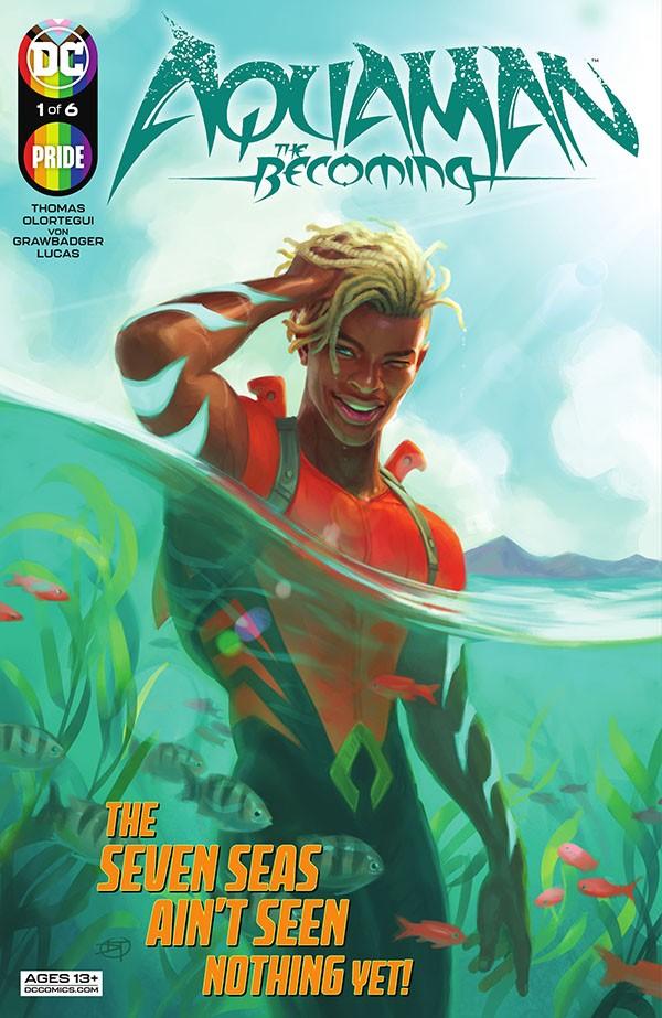 Aquaman - The Becoming 1