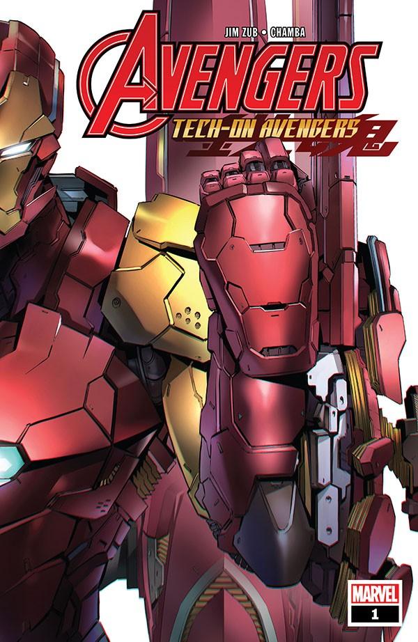 Avengers - Tech-On 1