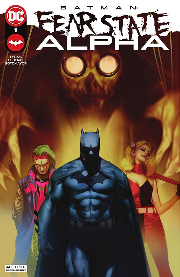 Batman- Fear State - Alpha