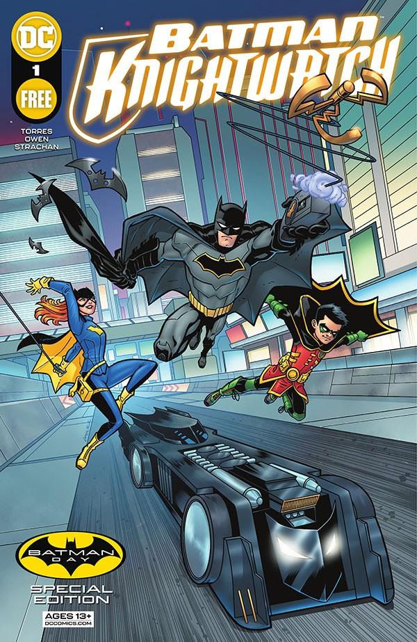 Batman - Knightwatch Batman Day Special Edition