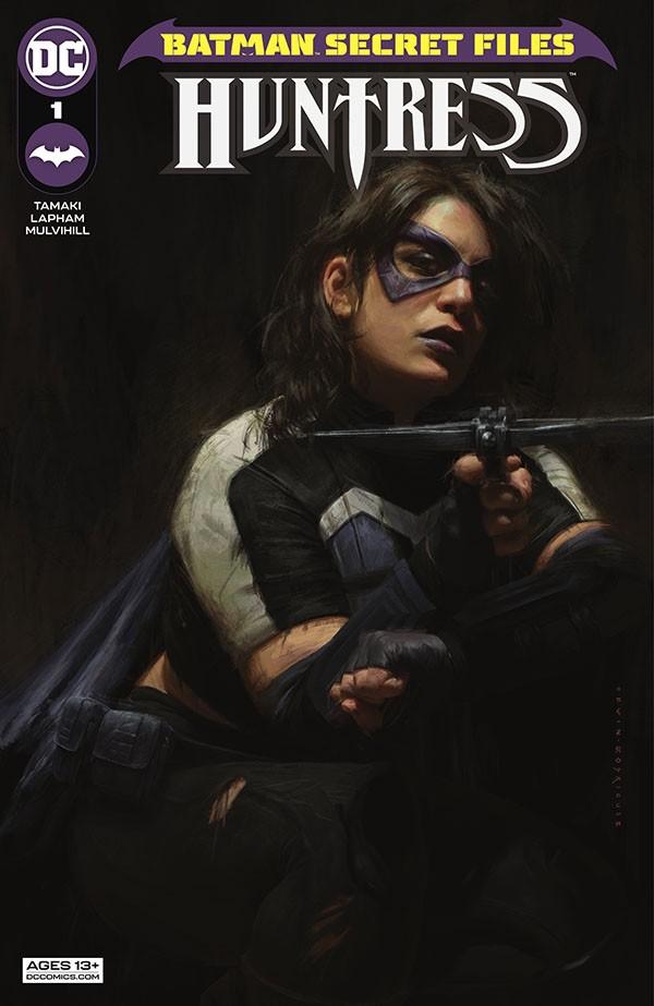 Batman Secret Files - Huntress