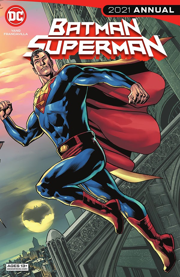 Batman-Superman 2021 Annual 1