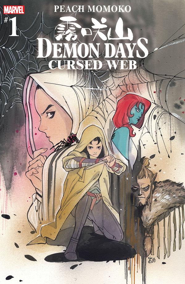 Demon Days - Cursed Web