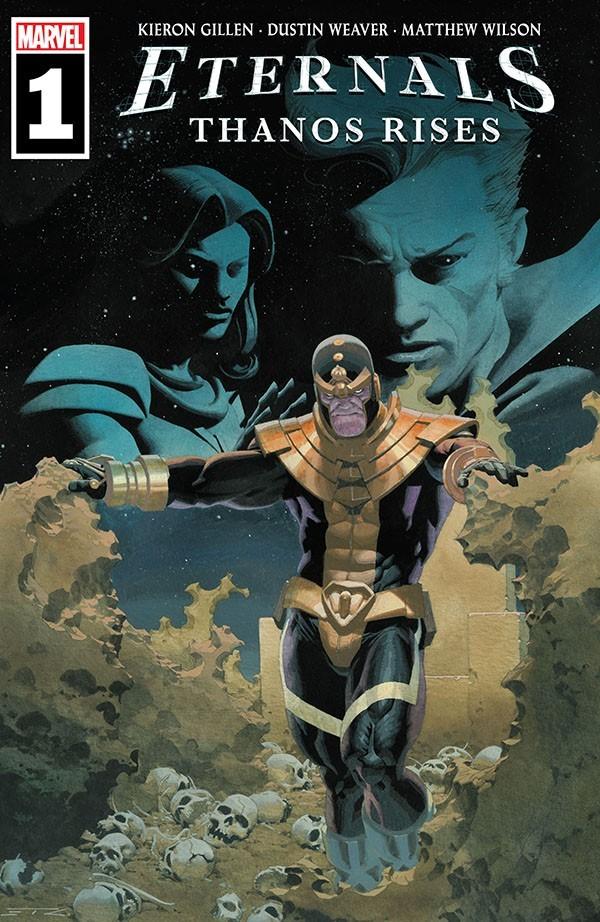 Eternals - Thanos Rises