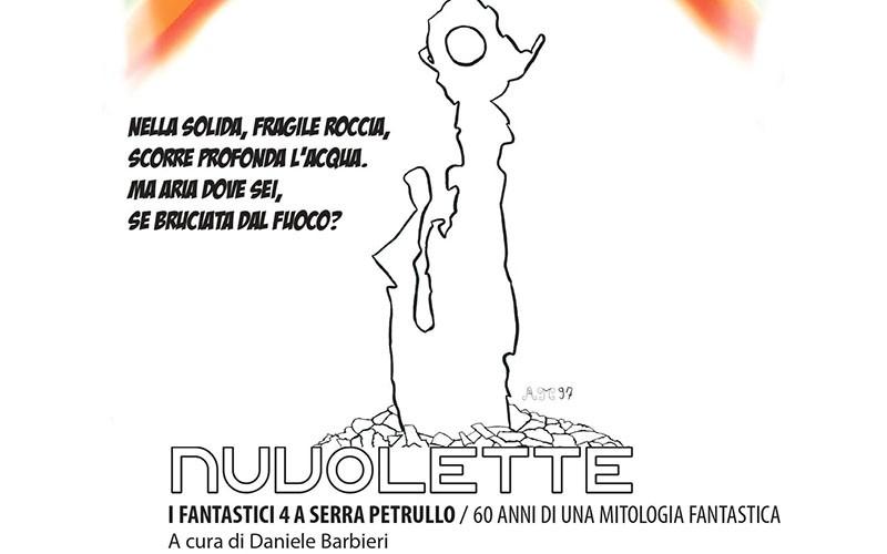 I Fantastici Quattro a Serra Petrullo in Puglia