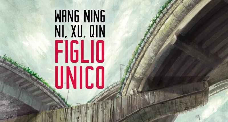 Oblomov pubblica Figlio Unico, testimonianze a fumetti di Wang Ning