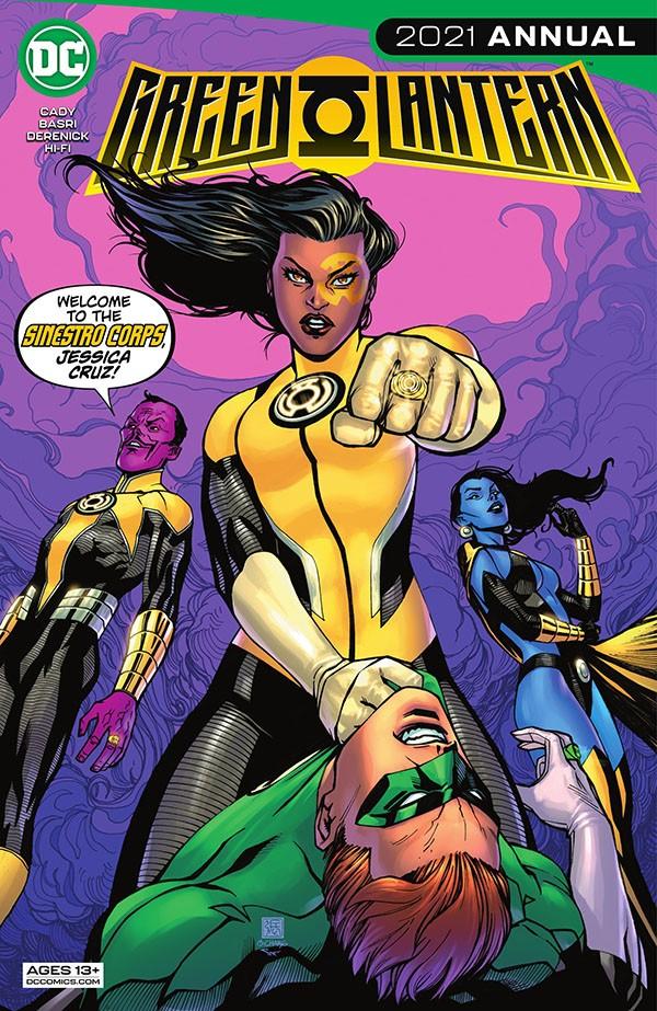Green Lantern 2021 Annual 1