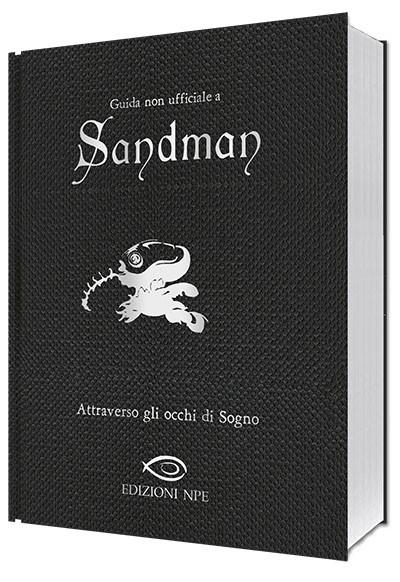 Guida non ufficiale a Sandman_COVER
