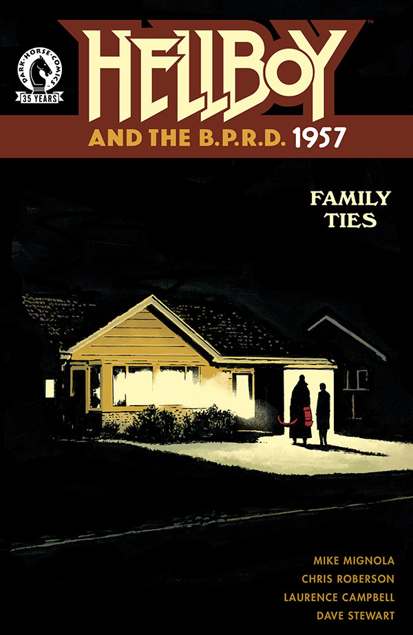 Hellboy and the B.P.R.D. - 1957 -Family Ties