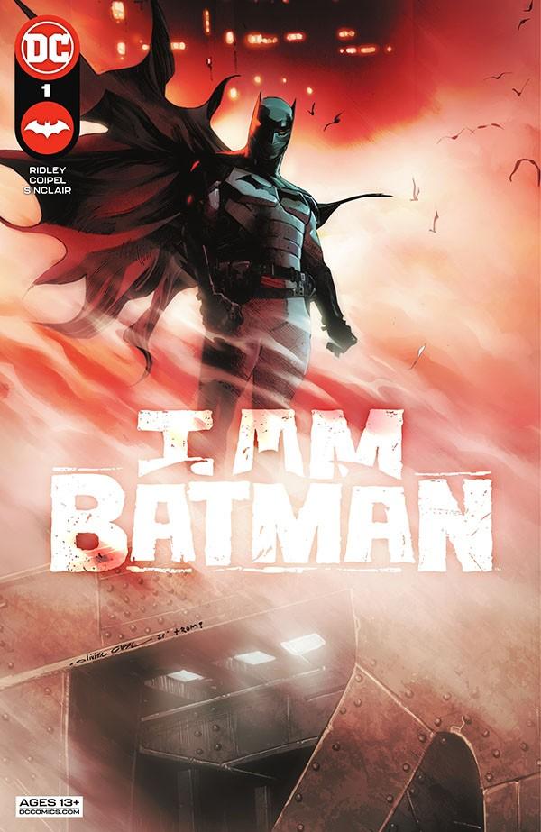 I Am Batman 1