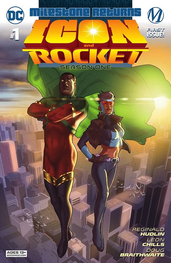 Icon & Rocket - Season One 1