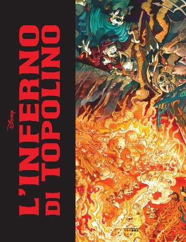 L'Inferno di Topolino Deluxe Edition (Panini Comics, 2021)