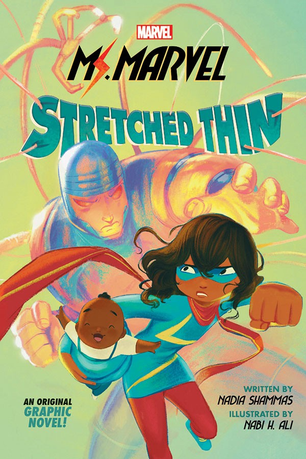 Ms. Marvel - Stretched Thin