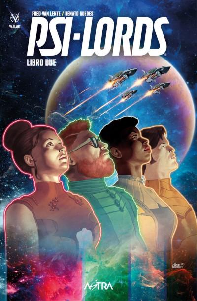 PSI-LORDS n. 2 (Star Comics, lug. 2021)