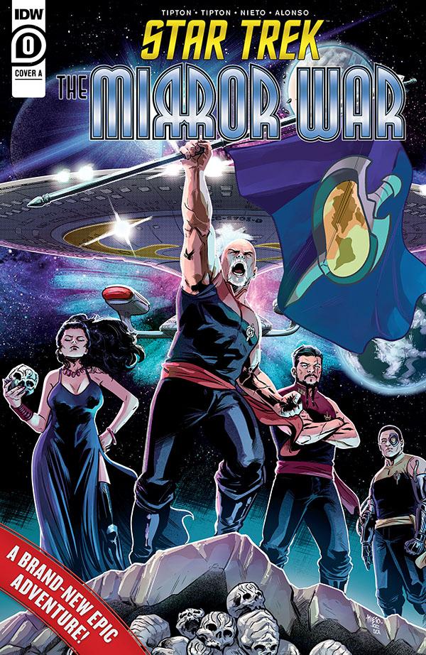Star Trek - The Mirror War 0