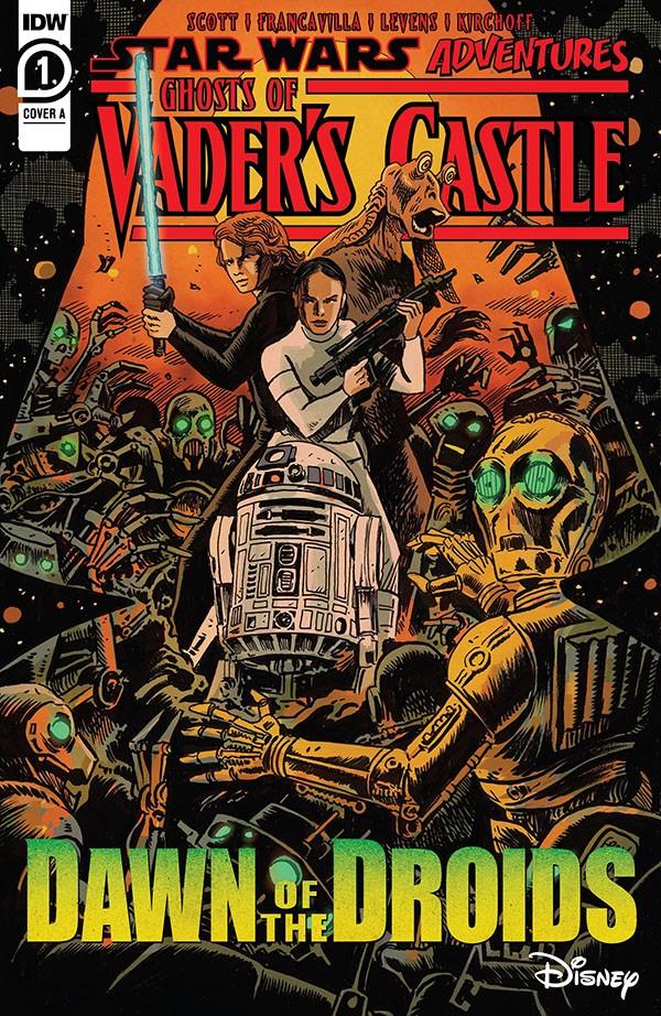 Star Wars Adventures - Ghosts of Vader s Castle 1