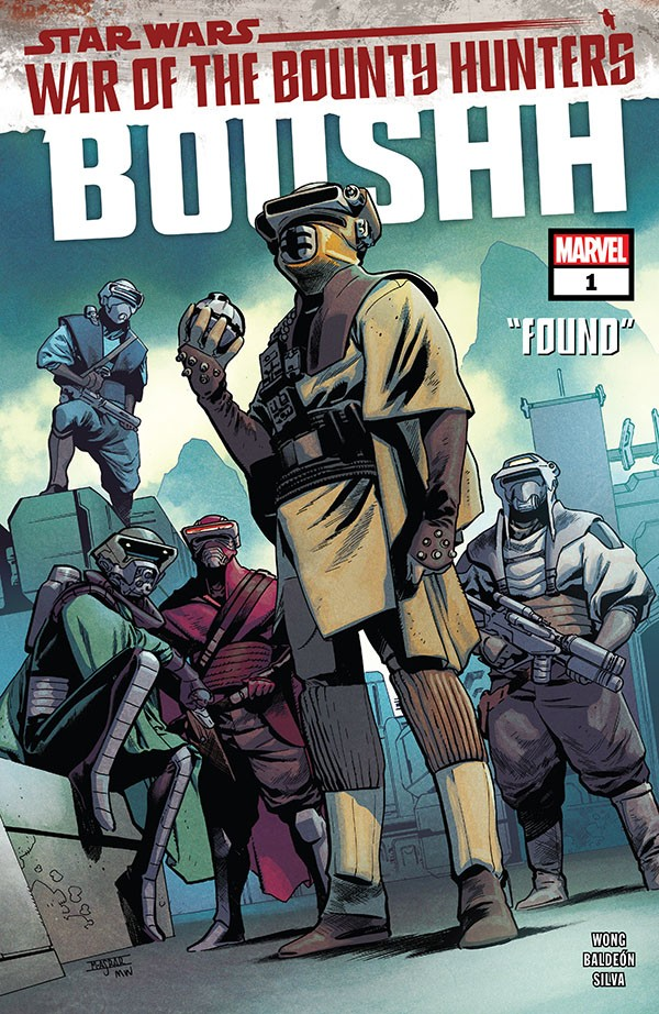 Star Wars - War of the Bounty Hunters - Boushh