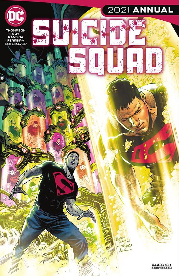 Suicide Squad 2021 Annual 1