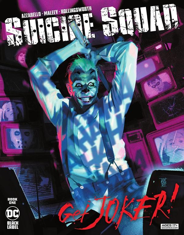 Suicide Squad - Get Joker! 1