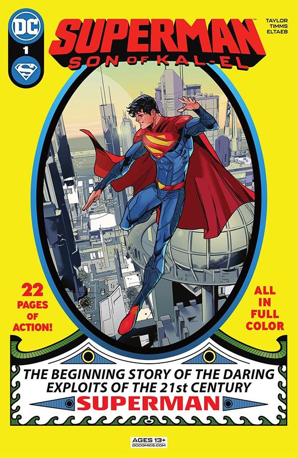 Superman - Son of Kal-El 1