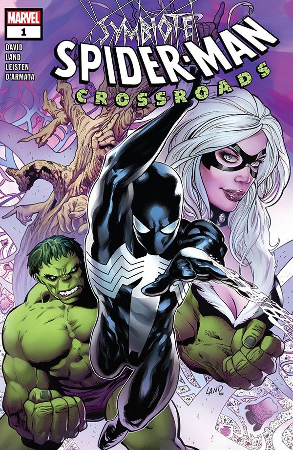 Symbiote Spider-Man - Crossroads 1
