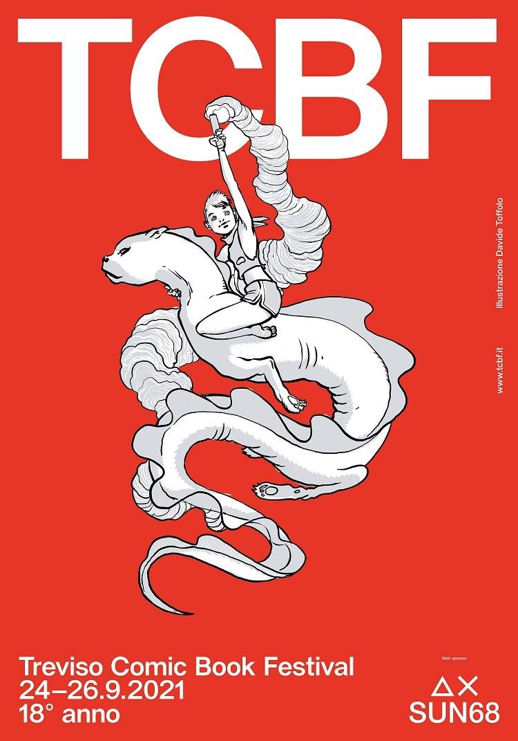 TCBF 2021 – MANIFESTO di Davide Toffolo