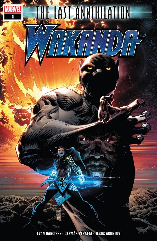 The Last Annihilation - Wakanda