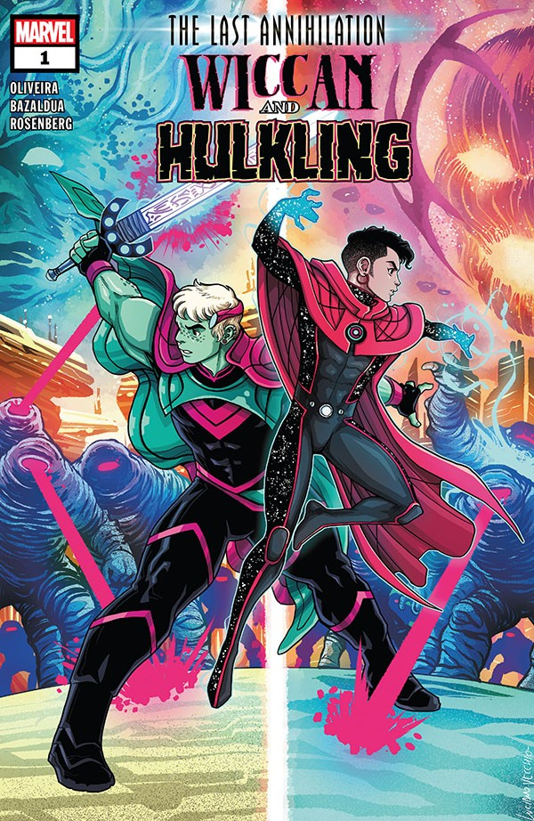 The Last Annihilation - Wiccan & Hulkling