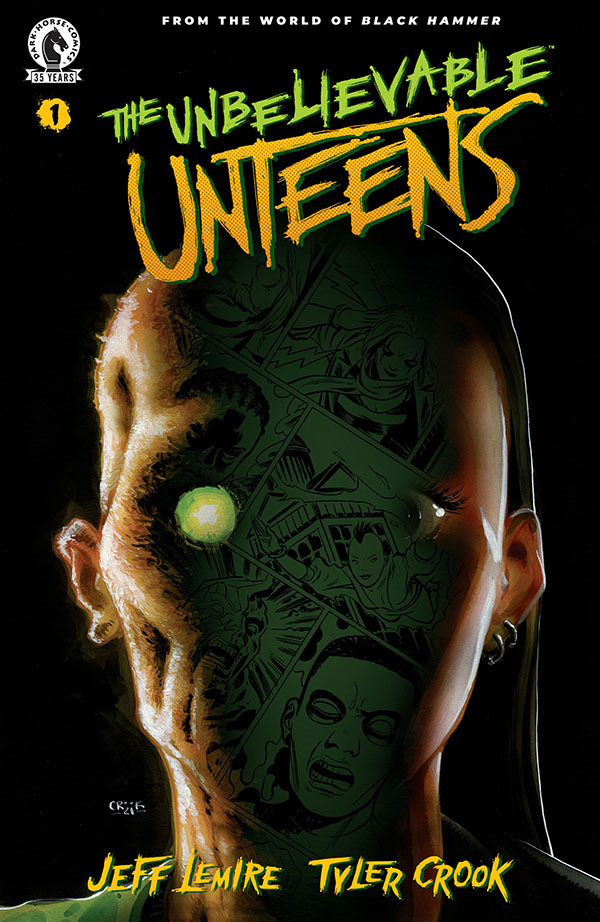 The Unbelievable Unteens - From the World of Black Hammer 1