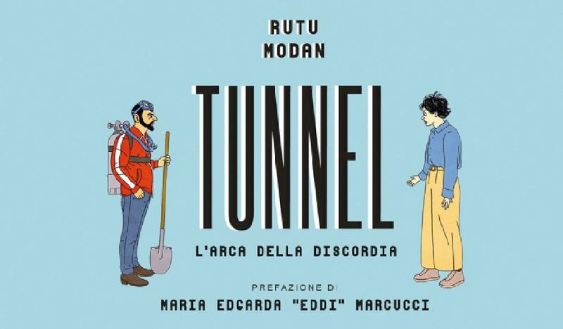 I tunnel che attraversano l'Israele di Rutu Modan
