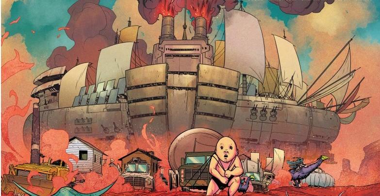 Undiscovered Country, fantascienza apocalittica e integrata