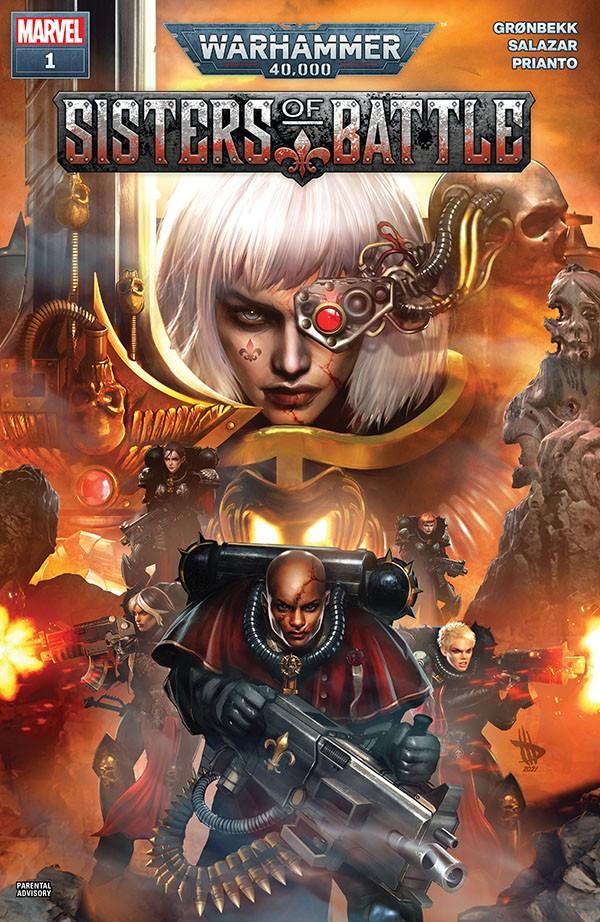 Warhammer 40,000 - Sisters Of Battle 1