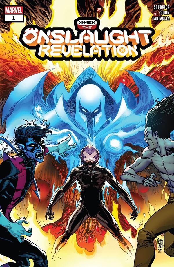 X-Men - Onslaught Revelation 1