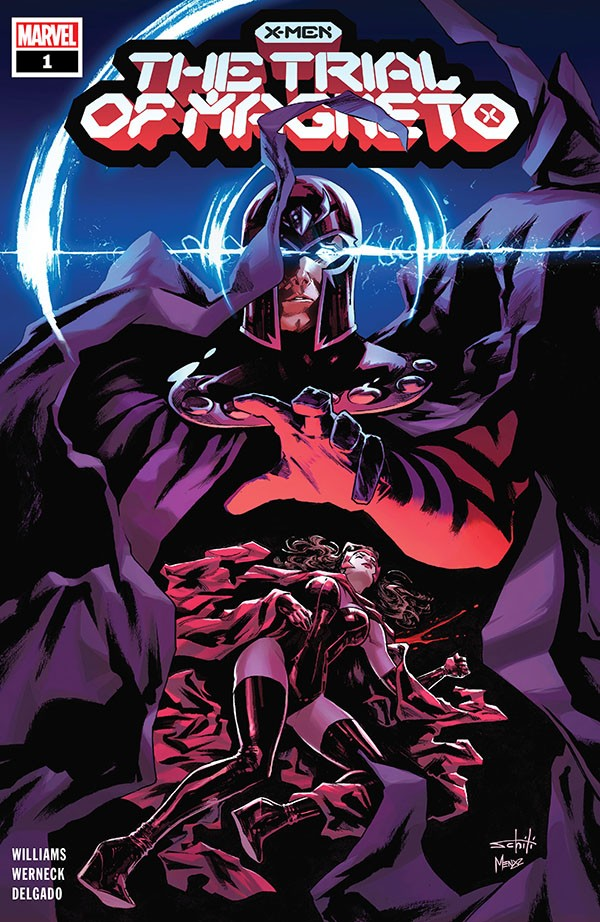 X-Men - The Trial Of Magneto 1