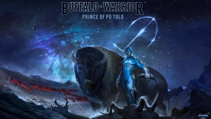 Meridian Pictures porta sul grande schermo Buffalo Warrior