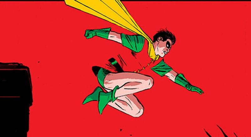 Ottant'anni: qualcuno vuole essere Robin!